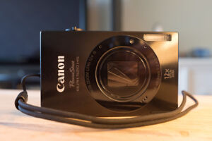 Canon PowerShot ELPH 520 HS Compact Point & Shoot Camera