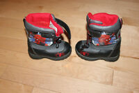 4 pairs of childrens snow boots $7 each