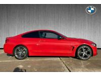 2017 BMW 4 Series 420d Sport Coupe Auto Coupe Diesel Automatic