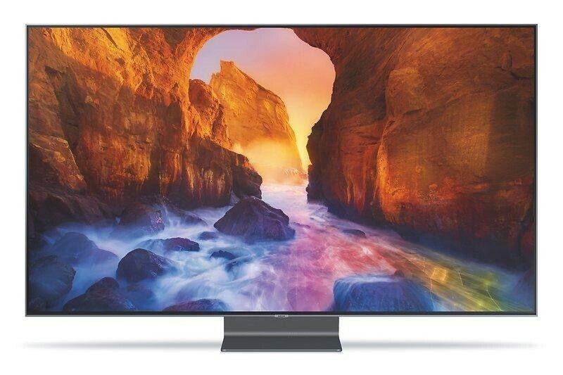 Samsung QLED TV (55 Zoll (138 cm), 4K UHD - AUSSTELLER in Niedersachsen - Leer (Ostfriesland)