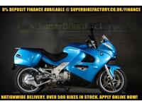 2004 53 BMW K1200RS 1200CC 0% DEPOSIT FINANCE AVAILABLE