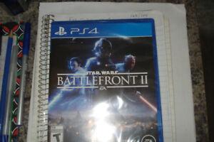 Battlefront 2 still in package!