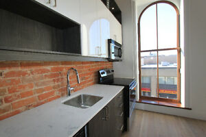 Executive Lofts - one of a kind! 2 Bedroom Suites