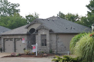 OPEN HOUSE SAT & SUN 2-5 pm. NEW RANCH ON TREED WALKOUT LOT