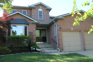 Executive Home For Lease in desirable Dundas... Parks, Schools!