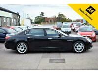 2014 Maserati Quattroporte 3.0 DV6 4d 275 BHP Auto Saloon Diesel Automatic