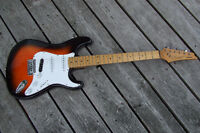 Cimar (by Ibanez) Strat Stratocaster Copy - Model CX140?
