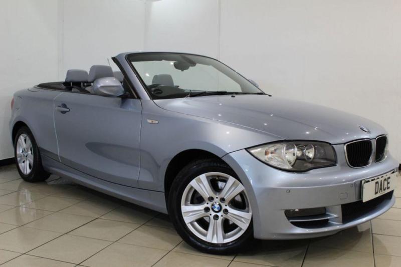 2011 60 BMW 1 SERIES 2.0 118I SE 2DR 141 BHP