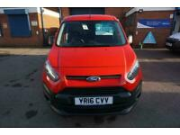2016 Ford Transit Connect 15TDCI 210 L2 LWB ECONETIC 100BHP EURO5 PANEL VAN Dies