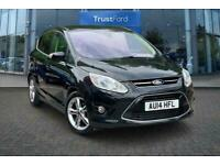 2014 Ford C-MAX 1.6 TDCi Titanium X 5dr***With Panoramic Sunroof & Rear Parking