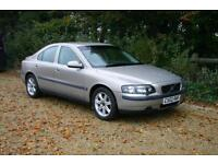 Volvo S60 2.0 T S done 128675 Miles with SERVICE HISTORY and MOT till 31.07.17