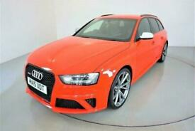 image for 2015 Audi RS4 AVANT 4.2 RS4 AVANT FSI QUATTRO 5d AUTO 444 BHP-2 FORMER KEEPERS-A