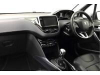 2013 Peugeot 2008 1.6 e-HDi (115bhp) Feline Mistral Ambience (S/S) Diesel white