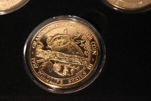 WILDLIFE SERIES III 24 K PLATED COINS (VIEW OTHER ADS) Kitchener / Waterloo Kitchener Area image 6