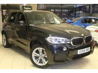 2014 64 BMW X5 3.0 XDRIVE30D M SPORT 5D AUTO 255 BHP DIESEL