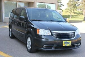2012 Chrysler Town & Country Touring Minivan, Van