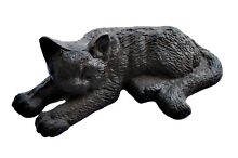 Cast Iron Sleeping Cat Penrith Penrith Area Preview