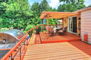 Secluded classic home--backing onto nature preserve & river London Ontario image 5