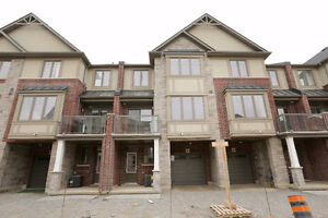 Move in ready Ancaster Executive town home.