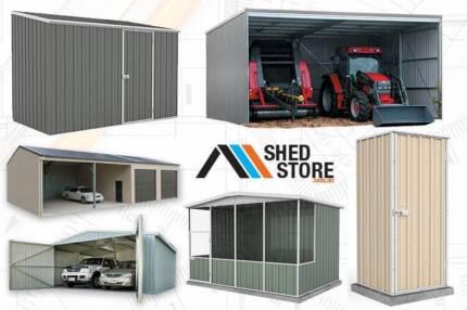 Hobart Garden Sheds, Farm Sheds, Workshops, Carports, Aviaries