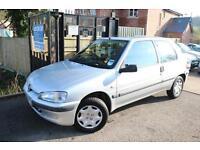 2002 (52 Plate) Peugeot 106 Independance 1.1 3 Door Blue Long MOT Great First Ca
