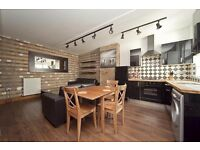 STUNNING ONE BEDROOM WAREHOUSE CONVERSION CLOSE TO EUSTON AND CAMDEN TOWN
