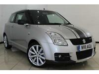2011 11 SUZUKI SWIFT 1.6 SPORT 3D 125 BHP