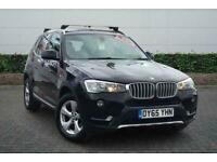 2015 BMW X3 xDrive20d xLine 5dr Estate Manual Estate Diesel Manual