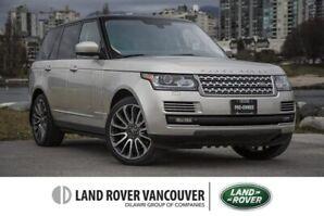 2014 Land Rover Range Rover V8 Autobiography 22 Wheels!