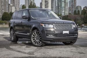 2015 Land Rover Range Rover V8 Autobiography Supercharged SWB *C