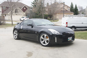 2007 Nissan 350Z Grand Touring Edition Coupe (2 door)