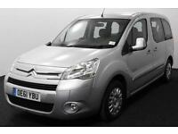 2012(61) CITROEN BERLINGO 1.6 HDi MULTISPACE VTR WHEELCHAIR ACCESSIBLE VEHICLE