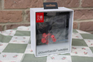 (MINT) Beats by Dr. Dre PowerBeats 3 In-Ear Wireless Headphones