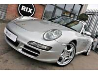 2006 56 PORSCHE 911 3.6 CARRERA 2 TIPTRONIC S 2D AUTO 325 BHP-FULL PORSCHE SERVI