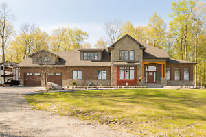 4.5 acres just minutes from the 401/403