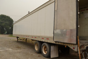 2005 WABASH 53' INSULATED DRY VAN - HIGHWAY READY - GOOD COND.