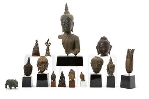 Bronze Statues...( 14 )..  BURMA around 1900