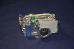 Canon WPDC800 Underwater Camera Housing for Scuba Photography