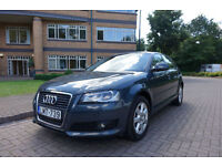 2009 Audi A3 2.0TDI ( 140PS ) Face Lift Sportback Left hand drive LHD