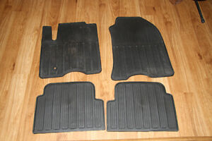 2010 ish Ford Focus rubber mats