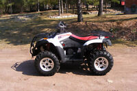 2011 Quad VERY LOW MILES...PRICED TO SELL FAST!!!!!!!