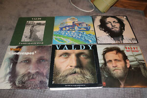 Old Vinyl LP's - Valdy Collection London Ontario image 1