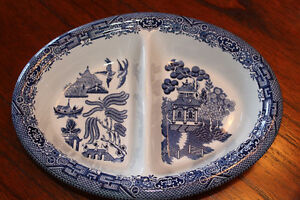 Staffordshire China Churchill Pattern