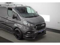 2021 Ford Transit Custom 2.0 300 LIMITED L2H1 LWB 170 AUTO Matrix X Sport Editio