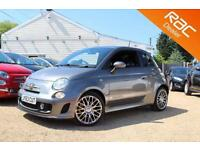 2014 63 ABARTH 500 1.4 ABARTH 3D 135 BHP - RAC DEALER
