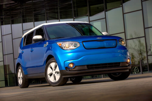 Kia Electrifies Popular Soul Hatchback