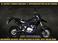 2014 14 YAMAHA WR125 X 125CC 0% DEPOSIT FINANCE AVAILABLE