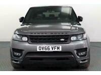 2016 Land Rover Range Rover Sport Range Rover Sport SD Autobiography Dynamic 4.4