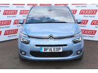 2015 CITROEN GRAND C4 PICASSO 1.6 BlueHDi Exclusive+ 5dr