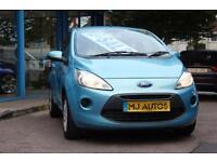 2009 59 FORD KA 1.2 ZETEC 3DR BLUE